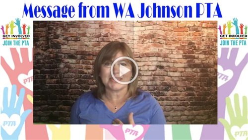 JOHNSON PTA MEMBERSHIP VIDEO SCREENSHOT
