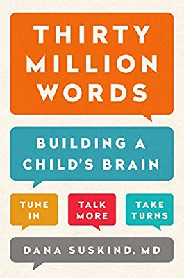 Image of the 30 Million Words flyer