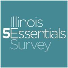 Image of the Illinois 5Essentials Survey logo