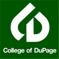 Image of College of DuPage logo