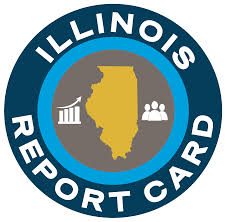 Image of ISBE's Illinois Report Card logo