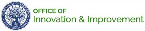 Image of the logo of the U.S. Department of Education's Office fo Innovation & Improvement