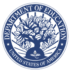 Logo of the U.S. Department of Education