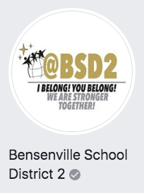 Screenshot image of the profile photo from the BSD2 Facebook page