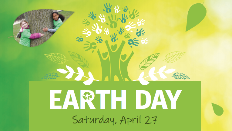 Image of Bensenville Earth Day logo
