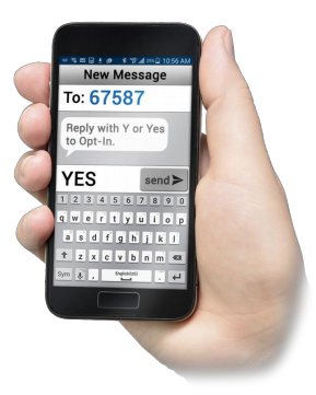 OPT IN NOW: Take advantage of District 2's text messaging service