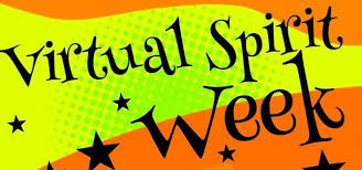 VIrtual Spirit Week Clipart