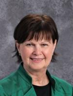 Portrait of Dr. Kathleen Dugan, Assistant Superintendent for Learning